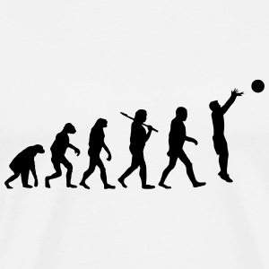 EvolutionofBasketball T-Shirts - Men's Premium T-Shirt