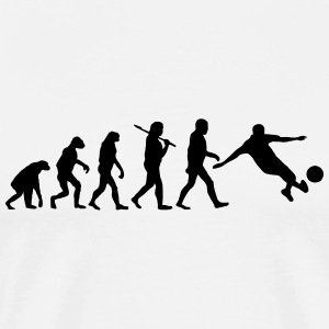 EvolutionofSoccer T-Shirts - Men's Premium T-Shirt