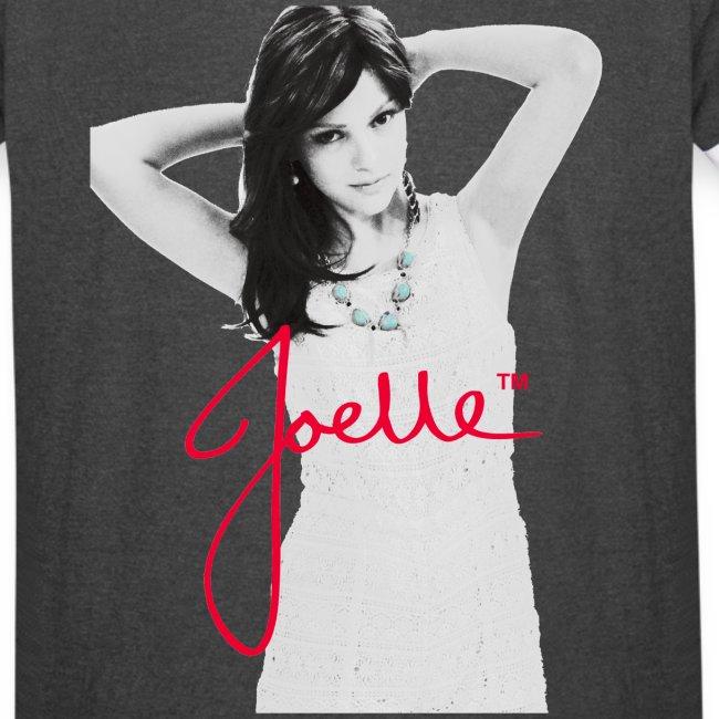 Loungewear Joelle Photo Top (Vintage Smoke / White)