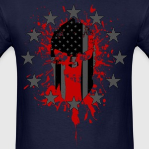 Soldier of Freedom - Men's T-Shirt