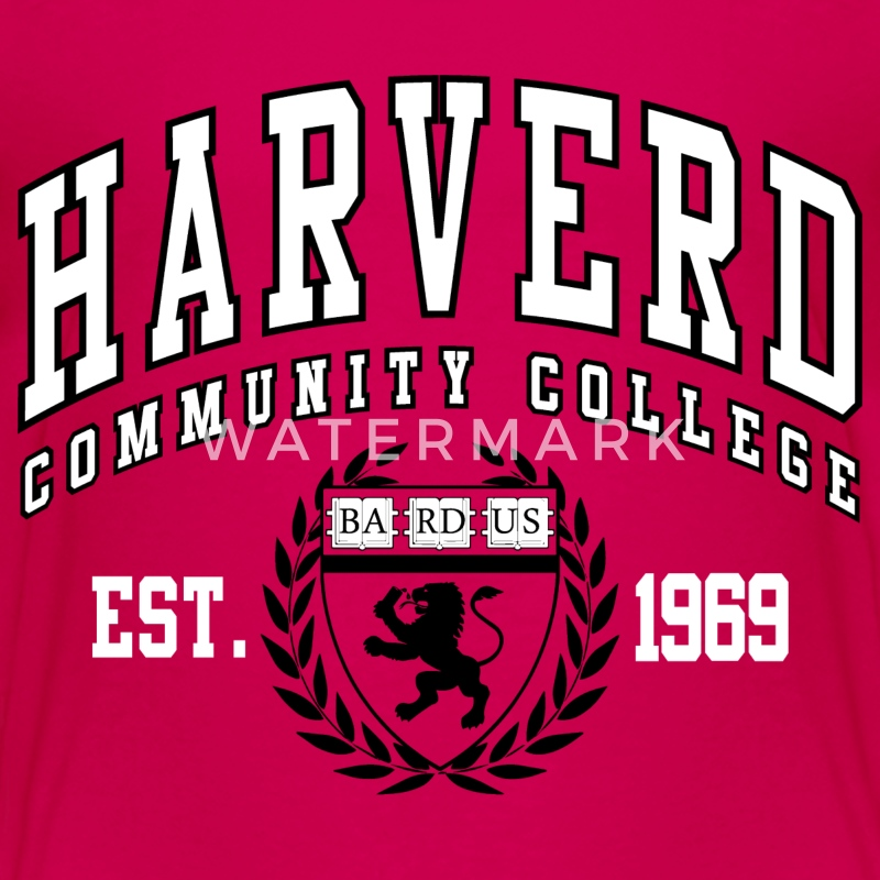 Joke Shirt: Harverd Community College(MIsspelled) Baby & Toddler Shirts - Toddler Premium T-Shirt