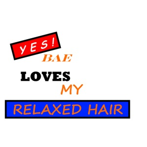 Relaxed Hair