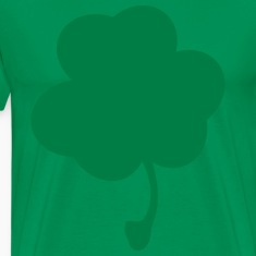 Plain Clover Green Tee