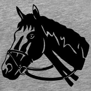 Stallion Bright Shirts T-Shirts - Men's Premium T-Shirt