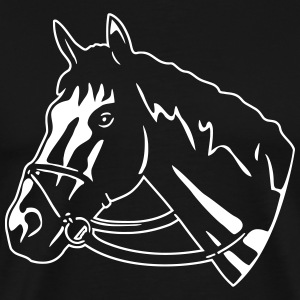 Stallion Dark Shirts T-Shirts - Men's Premium T-Shirt