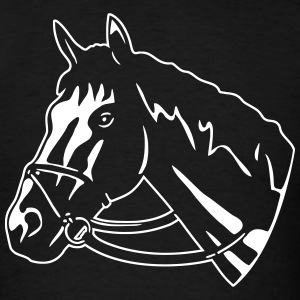 Stallion Dark Shirts T-Shirts - Men's T-Shirt