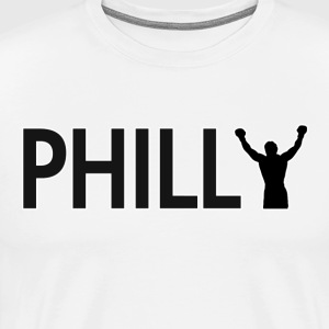 Rocky, Philly - Men's Premium T-Shirt