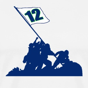 12th Man - Men's Premium T-Shirt
