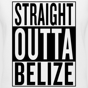Belize Women's T-Shirts - Women's V-Neck T-Shirt