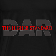 Design ~ DAR Higher Standard Tee