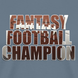 Fantasy Football Champion, Fantasy Football, NFL,  - Men's Premium T-Shirt