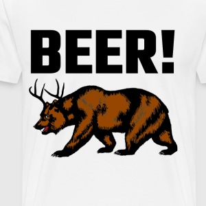 Beer! - Men's Premium T-Shirt