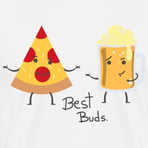 Best Buds T-Shirts - Men's Premium T-Shirt