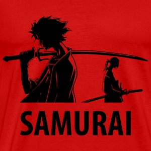 Samurais - Men's Premium T-Shirt