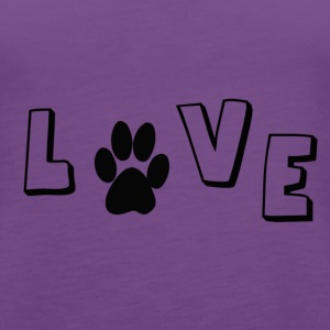 PAWS - Women's Premium Tank Top