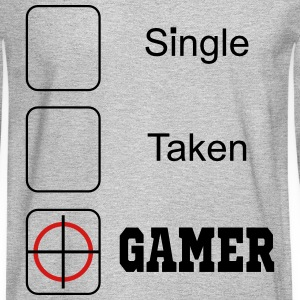 Gamer Long Sleeve Shirts - Men's Long Sleeve T-Shirt