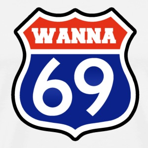 route69.png T-Shirts - Men's Premium T-Shirt