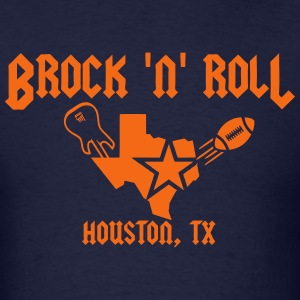 Brock N Roll T-Shirts - Men's T-Shirt