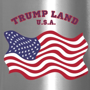 TRUMP LAND, U.S.A. Mugs & Drinkware - Travel Mug