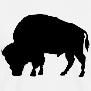 bison - Men's Premium T-Shirt