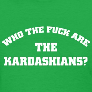 the kardashians - Women's T-Shirt
