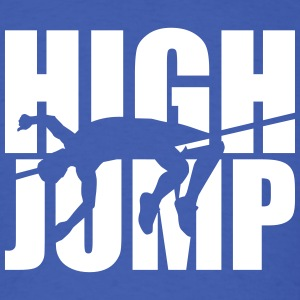 High jump T-Shirts - Men's T-Shirt