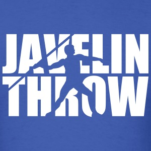 Javelin throw T-Shirts - Men's T-Shirt
