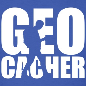 Geocacher T-Shirts - Men's T-Shirt