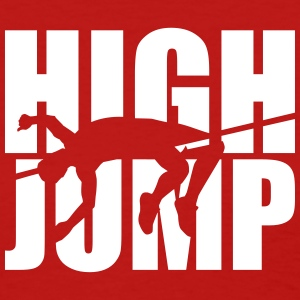 High jump Women's T-Shirts - Women's T-Shirt