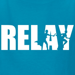 Relay Kids' Shirts - Kids' T-Shirt