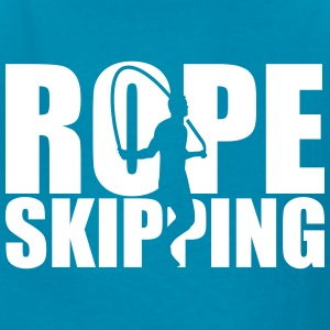 Rope skipping Kids' Shirts - Kids' T-Shirt