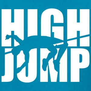 High jump Kids' Shirts - Kids' T-Shirt