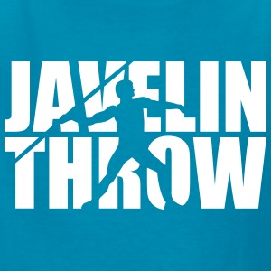 Javelin throw Kids' Shirts - Kids' T-Shirt
