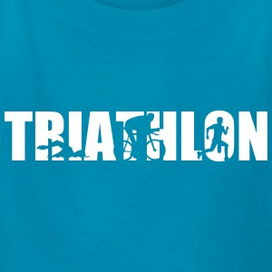 Triathlon Kids' Shirts - Kids' T-Shirt