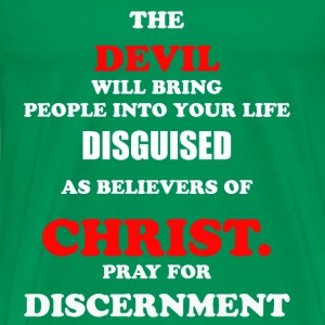 Discernment - Men's Premium T-Shirt