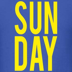 Sunday - Men's T-Shirt