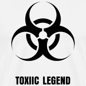 Toxiic Legend T-Shirts - Men's Premium T-Shirt