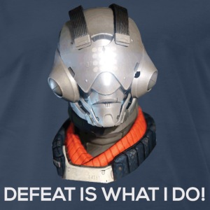Defeat is what I do! #spreadgaming - Men's Premium T-Shirt