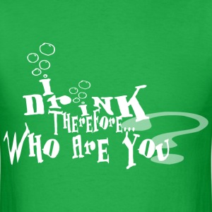 drink T-Shirts - Men's T-Shirt