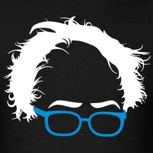 Bernie Sanders Hair T-Shirts - Men's T-Shirt