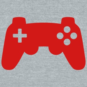 312 game console controller T-Shirts - Unisex Tri-Blend T-Shirt by American Apparel