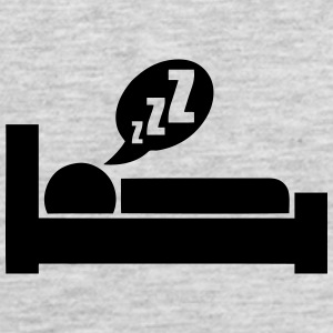 sleep icon logo symbol 312 Sportswear - Men's Premium Tank