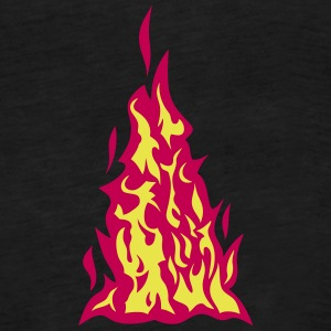 fire flame 310 Tanks - Women's Premium Tank Top