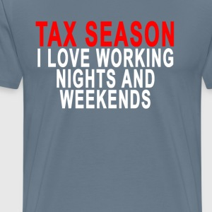 tax_season_tshirt - Men's Premium T-Shirt