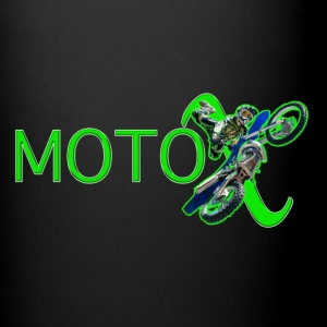 Moto x rider - Full Color Mug