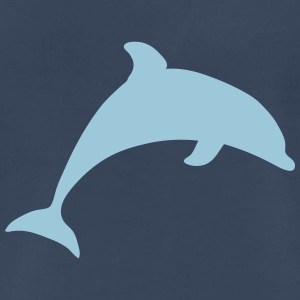 dolphin marine animal 3062 T-Shirts - Men's Premium T-Shirt