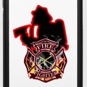 Firefighters are first in and last out - iPhone 6/6s Rubber Case