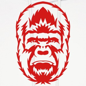gorilla wild animal 306 Hoodies - Men's Hoodie