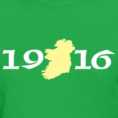 Ireland 1916 Eire Women's T-Shirts