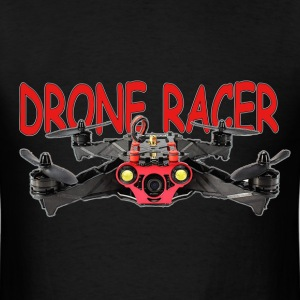 Drone Racer - Men's T-Shirt